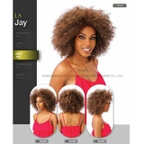 Vanessa Fifth Avenue Collection Synthetic Half Wig - LA JAY