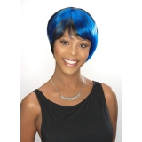 ALICIA CAREFREE, Synthetic wig, ABIGAIL