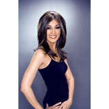 ALICIA CAREFREE, Magic Lace Front Hand Stitched Synthetic Wig, ALI