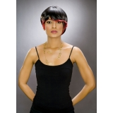 ALICIA CAREFREE, Synthetic Wig, ALLISON