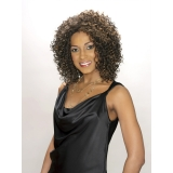 ALICIA CAREFREE, Synthetic Magic Lace Front Wig, ANGEL