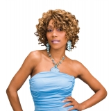 ALICIA CAREFREE, Synthetic Wig, APPLE