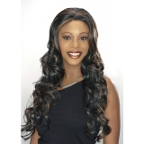 ALICIA CAREFREE, Synthetic Magic Lace Front Wig, APRIL