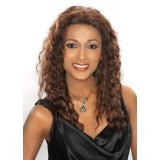 ALICIA CAREFREE, Remy Hair Magic Lace Front Wig, H/H ARIEL