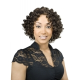 ALICIA CAREFREE, Synthetic Wig, BESSIE