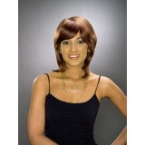ALICIA CAREFREE, Human Hair Wig, H/H CASSANDRA