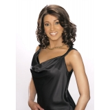 ALICIA CAREFREE, Synthetic Magic Lace Front Wig, COLE