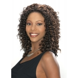ALICIA CAREFREE, Synthetic Magic Lace Front Wig, CONSTANCE