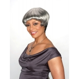 ALICIA FOXY SILVER, Synthetic Wig, CONSUELA