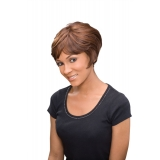 ALICIA CAREFREE, Human Hair Wig, H/H COURTNEY
