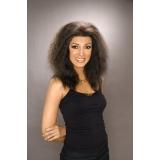 ALICIA CAREFREE, Synthetic Magic Lace Front Wig, DENAI