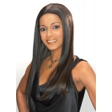 ALICIA CAREFREE, Synthetic Magic Lace Front Wig, DHALIA