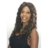 ALICIA CAREFREE, Synthetic 3cm Magic Lace Front Wig, , DIDI