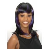 ALICIA CAREFREE, Synthetic wig, ESMERELDA