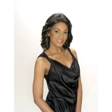 ALICIA CAREFREE, Synthetic Magic Lace Front Wig, HAILEY