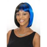 ALICIA CAREFREE, Synthetic Wig, HAZE