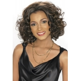 ALICIA CAREFREE, Synthetic 3cm Magic Lace Front Wig, , JANA