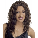 ALICIA CAREFREE, Synthetic Magic Lace Front Wig, JOY