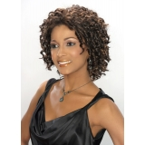 ALICIA CAREFREE, Synthetic Magic Lace Front Wig, JUDITH