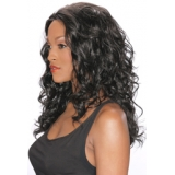 ALICIA CAREFREE, Synthetic Magic Lace Front Wig, KANDIS