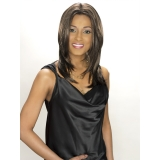 ALICIA CAREFREE, Synthetic Magic Lace Front Wig, KAT