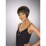 ALICIA CAREFREE, Human Hair Wig, H/H KIMORA