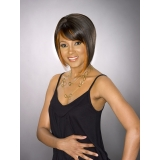 ALICIA CAREFREE, Human Hair Wig, H/H LAURA