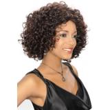ALICIA CAREFREE, Human Hair Wig, H/H LENORA