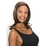 ALICIA CAREFREE, Synthetic Magic Lace Front Wig, LESLIE