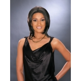 ALICIA CAREFREE, Synthetic Magic Lace Front Wig, MAY