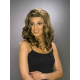 ALICIA CAREFREE, Synthetic Magic Lace Front Wig, MELBA