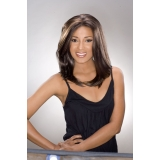 ALICIA CAREFREE, Synthetic Magic Lace Front Wig, PAULETTA