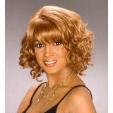 ALICIA CAREFREE, Synthetic Wig, RHONDA