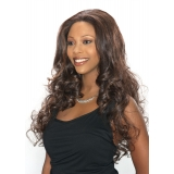 ALICIA CAREFREE, Synthetic Magic Lace Front Wig, ROMONA