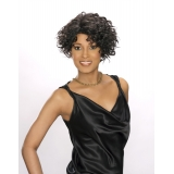 ALICIA CAREFREE, Human Hair Wig, H/H SELMA