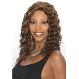 ALICIA CAREFREE, Human Hair Wig, H/H SHERRY