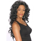 ALICIA CAREFREE, Synthetic Magic Lace Front Wig, SIOBAHN