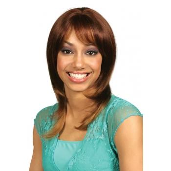 ALICIA CAREFREE, Human Hair Wig, H/H SUJI