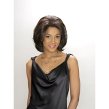 ALICIA CAREFREE, Magic Lace Front Hand Stitched Synthetic Wig, TAMERA