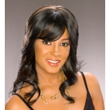 ALICIA CAREFREE, Synthetic Wig, TAYLOR