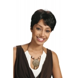 ALICIA CAREFREE, Human Hair Wig, H/H VERA