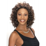 ALICIA CAREFREE, Synthetic Magic Lace Front Wig, YVETTE