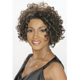 ALICIA CAREFREE, Synthetic 3cm Magic Lace Front Wig, , ZARA