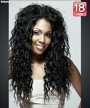 Bohyme Diamond TANGO WAVE 18 - Remi Human Hair Weave
