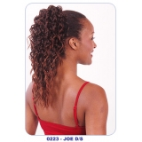NEW BORN FREE Synthetic Drawstring Ponytail: 0223 JOE D/S