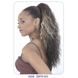 NEW BORN FREE Synthetic Drawstring Ponytail: 0268 EDITH D/S