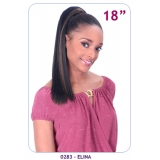 NEW BORN FREE Synthetic Drawstring Ponytail: 0283 ELINA D/S