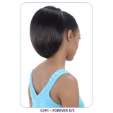 NEW BORN FREE Synthetic Drawstring Ponytail: 0291 FOREVER D/S