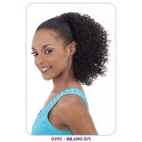 NEW BORN FREE Synthetic Drawstring Ponytail: 0292 MILANO D/S