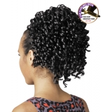 NEW BORN FREE Synthetic Drawstring Ponytail: 0318 POLARIS D/S